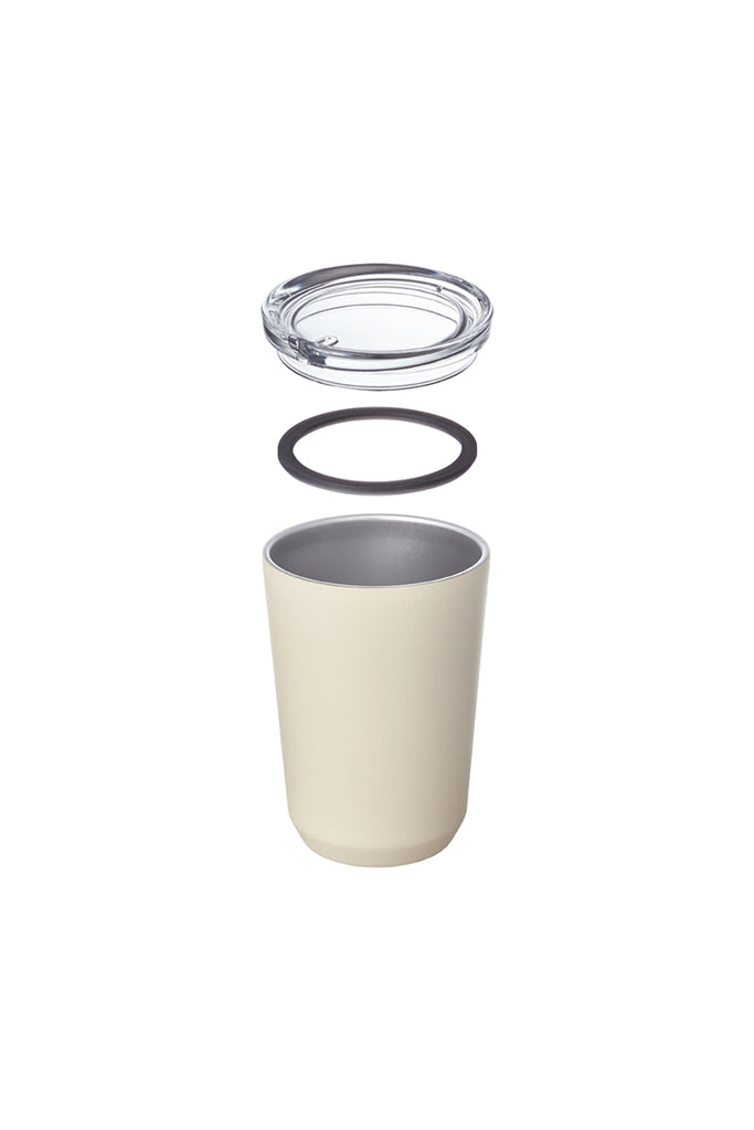 To Go Tumbler - White (360ml)