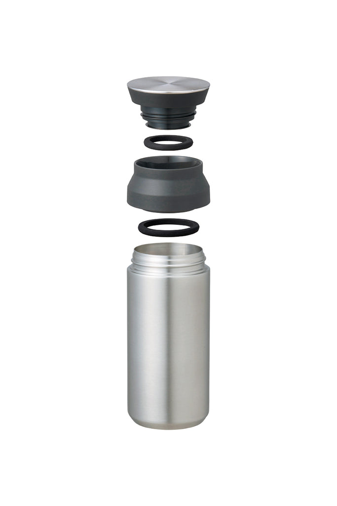 Travel Tumbler - White (500ml)