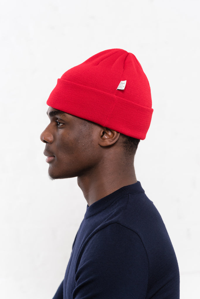 Permanents Beanie - Red