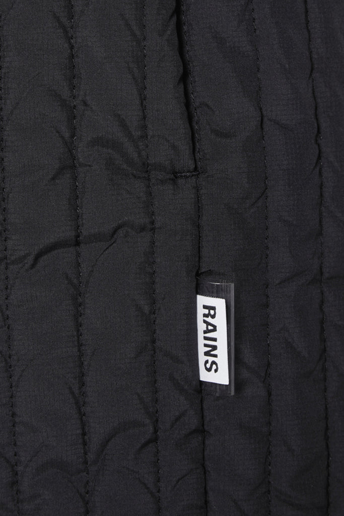 Buckle Backpack Mini - Black