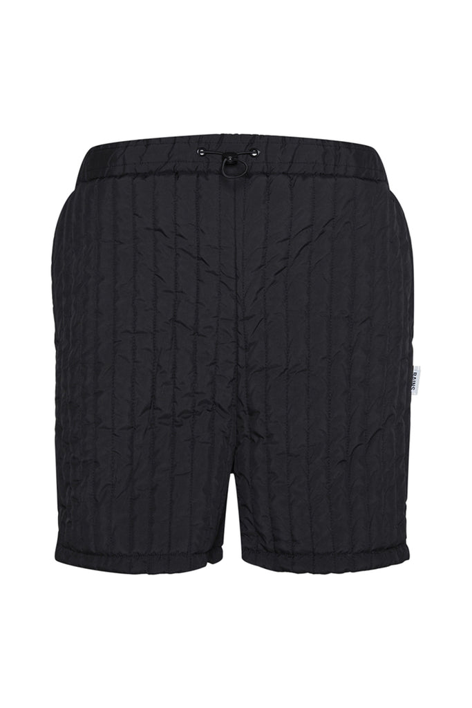 Drifter Mac Coat - Black