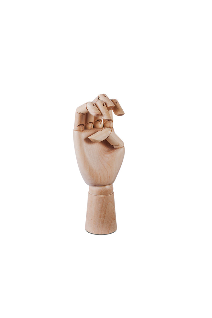 Wooden Hand M - Untreated