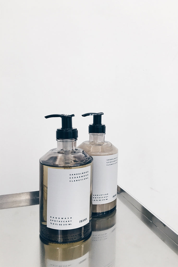 Apothecary Hand Wash (375ml)