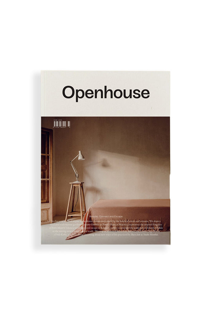 Openhouse - Issue 14: Respite, Connect & Escape