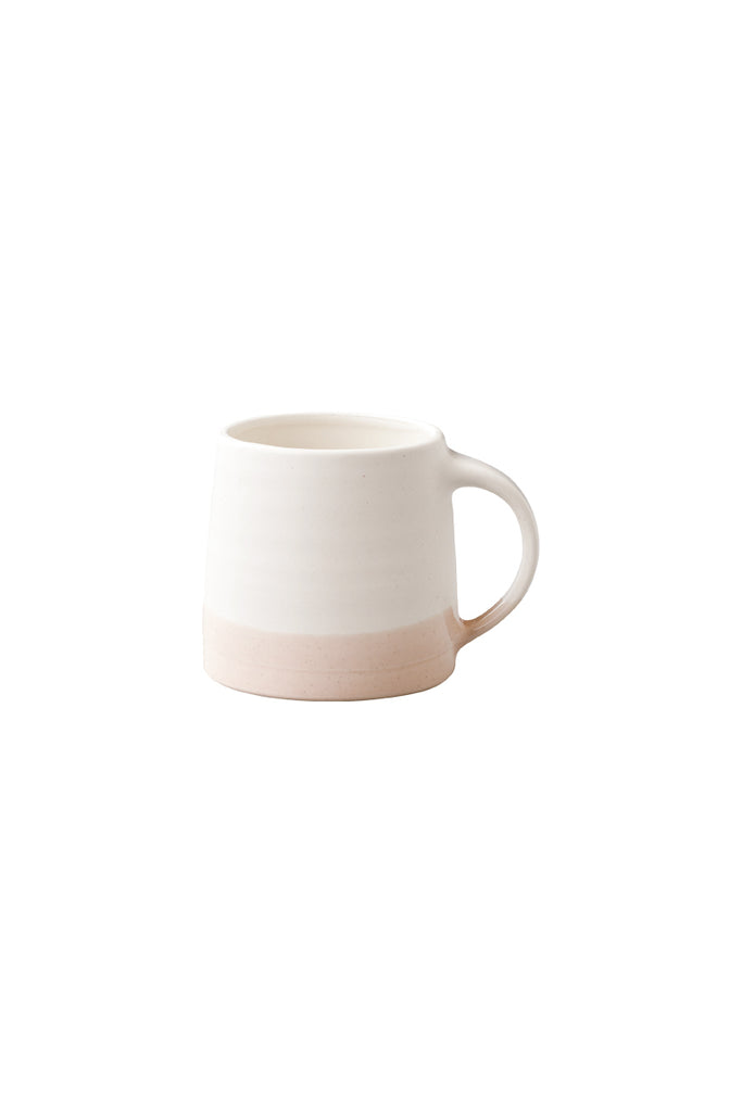 Mug - White/Pink/Beige (320ml)