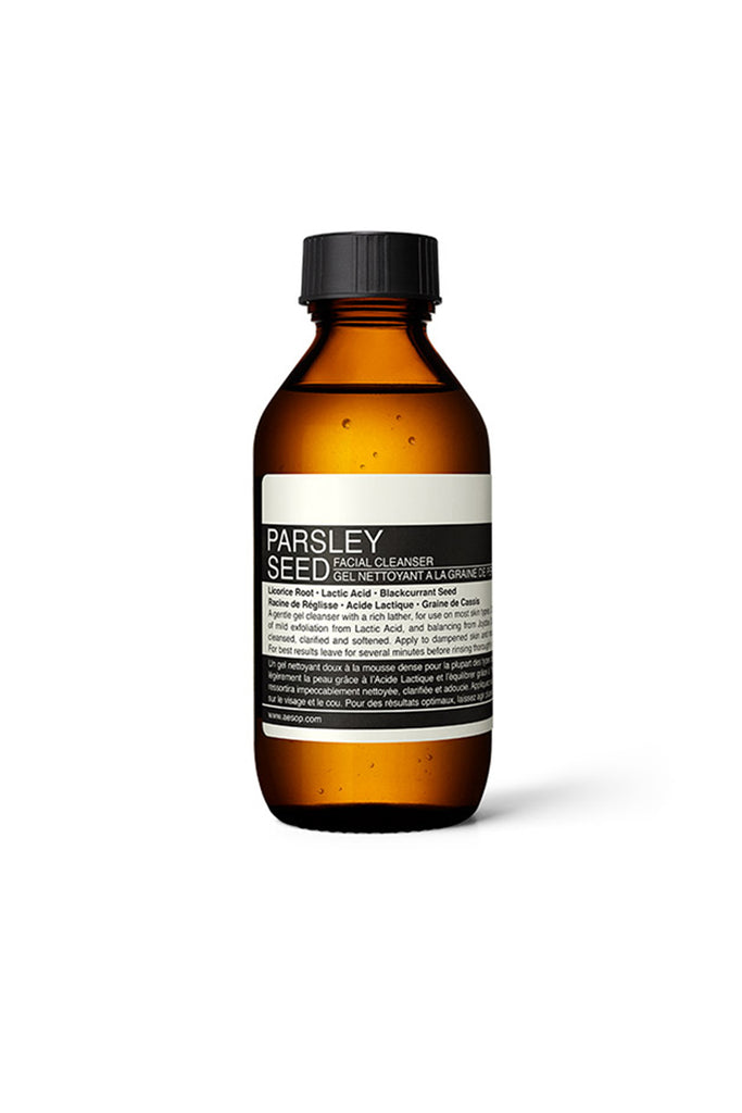 Parsley Seed Facial Cleanser (100ml)