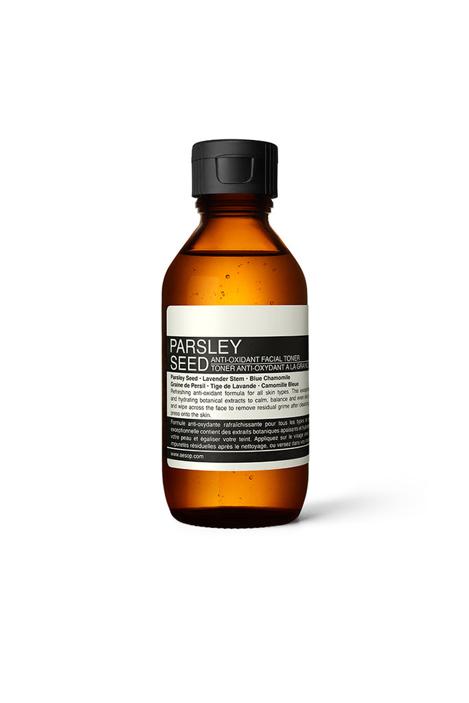 Parsley Seed Anti-Oxidant Facial Toner (100ml)