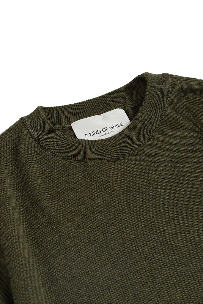 Permanents Crewneck - Olive