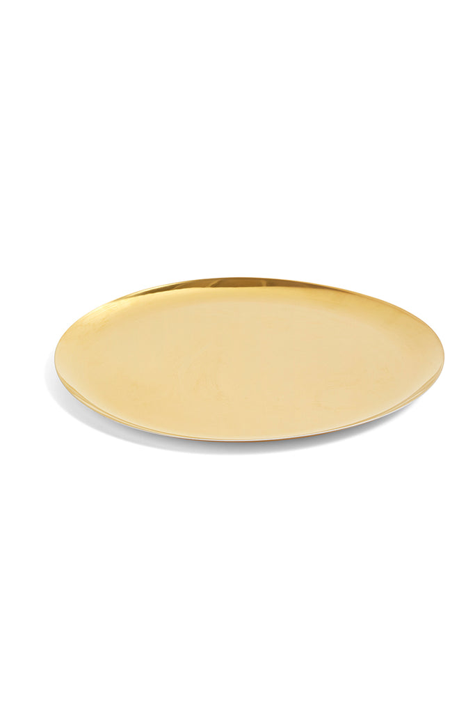 Serving Tray L - Golden