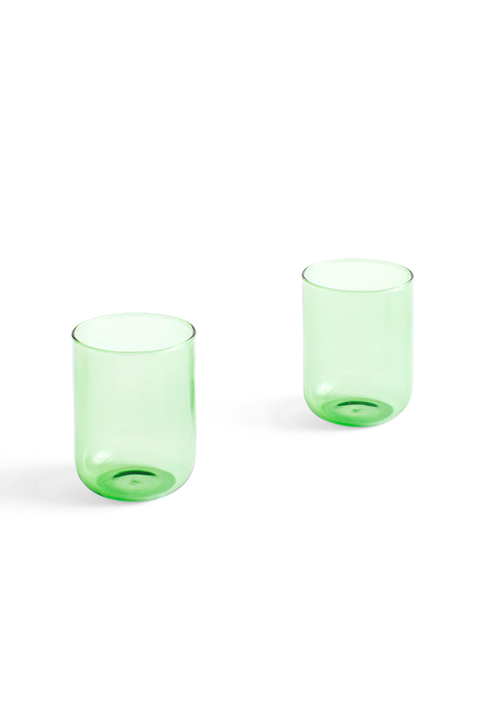 Tint Tumbler 2 Piece 300ml - Green