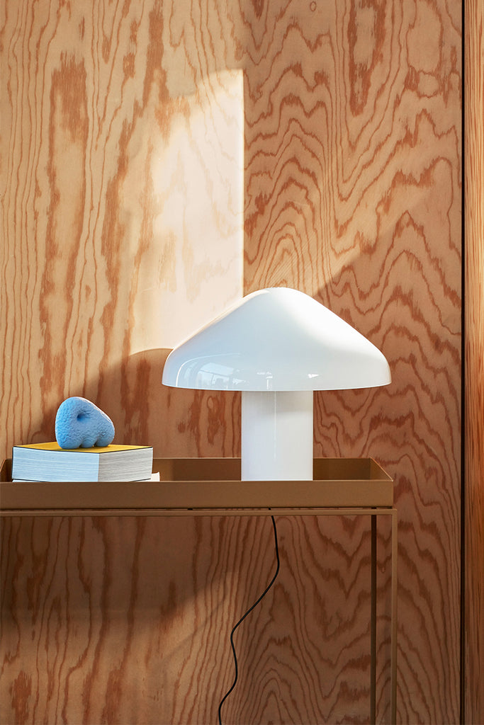 Buckle Backpack Mini - Off White