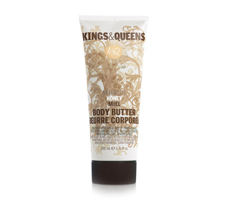 Kings & Queens Body Butter Honey