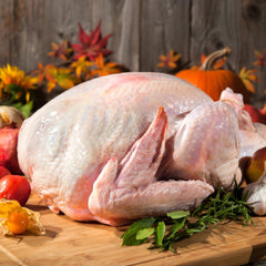 Uncooked Whole Turkey