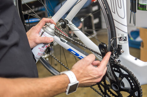 Professional Bicycle Service Contract For Racing Bicycles - Tritown