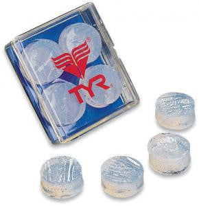 TYR Silicone Ear Plugs