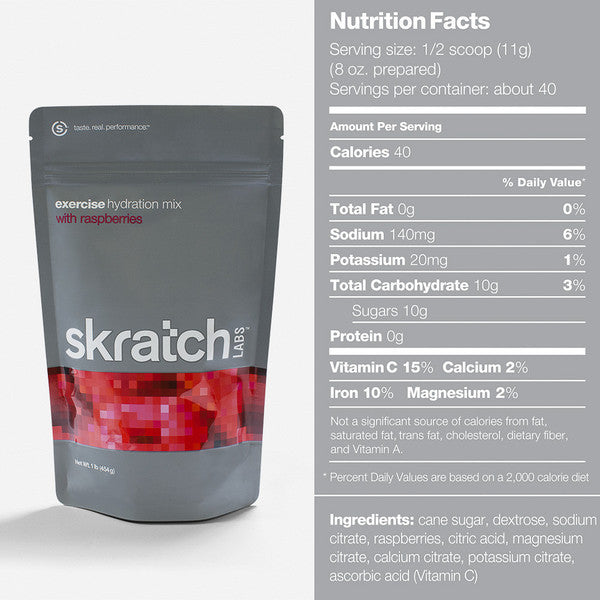 Skratch Labs Exercise Mix - 1#