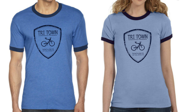 TriTown Men's Retro Shirt