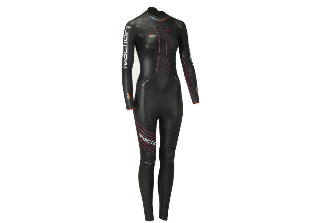 2014 Blueseventy W's Reaction Wetsuit WML