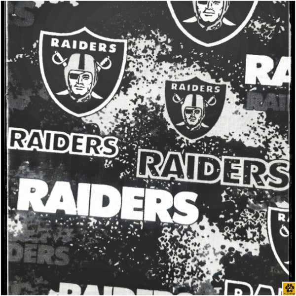 Raiders Sports Collar Swag