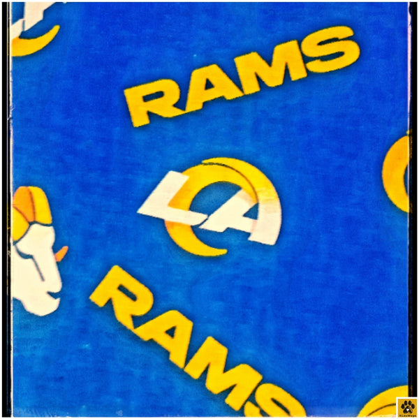 Rams Sports Collar Swag