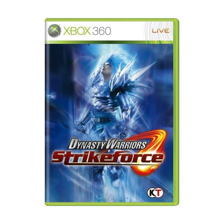 Dynasty Warriors - Strikeforce Xbox 360
