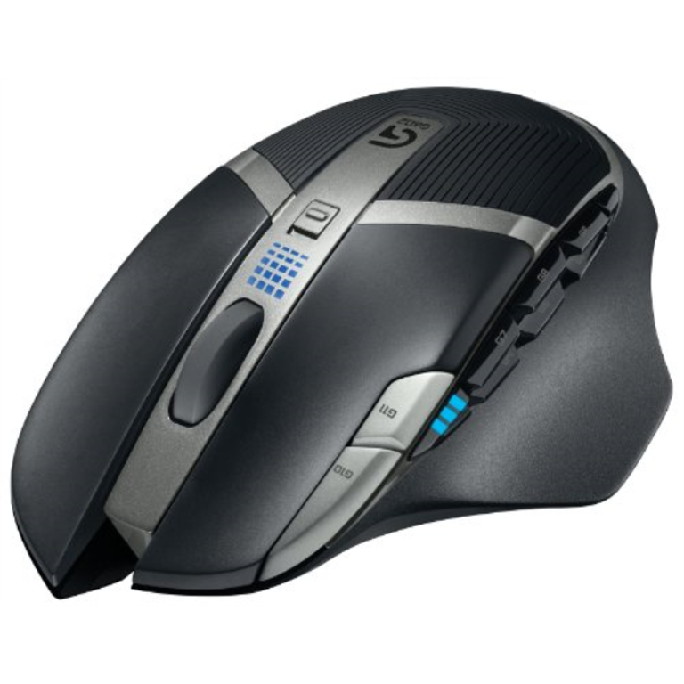 Logitech Gaming Mouse G602 - Wireless Laser Mouse