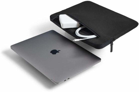 Incase 12'' Compact Protective Case for Apple MacBook - Black