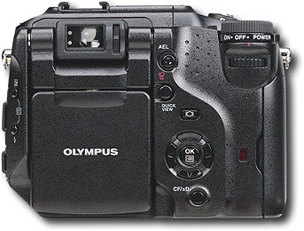 Olympus Camedia C-5060 Wide Zoom 5.1 MP Compact Digital Camera