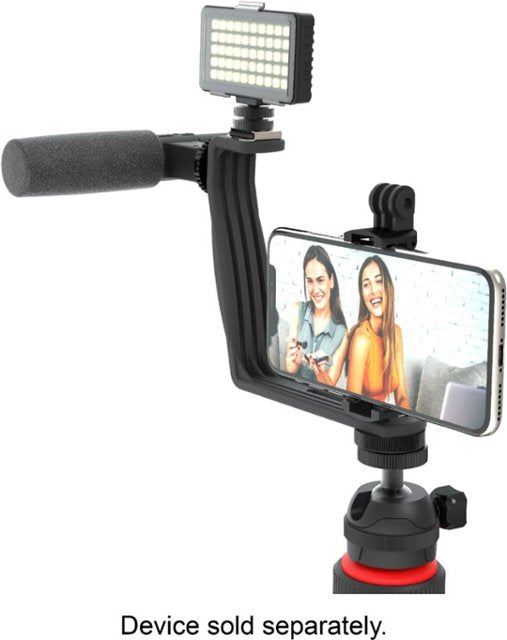Digipower - Phone Video Stabilizer Rig Kit - Black