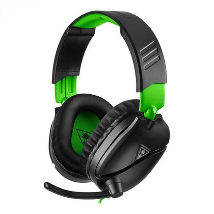 Turtle Beach Recon 70 Gaming Headset for Xbox One (Black/Green)