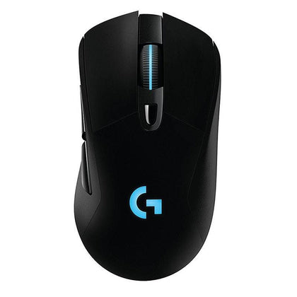 Logitech 910-005638 G703 Lightspeed Wireless Gaming Mouse, Black