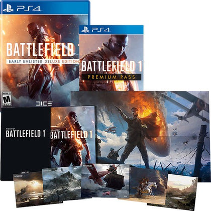 Battlefield 1 Early Enlister [PS4 Game]