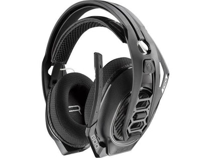 Plantronics - RIG 800LX Wireless Stereo Gaming Headset for Xbox One with Dolby Atmos - Black/Graphite