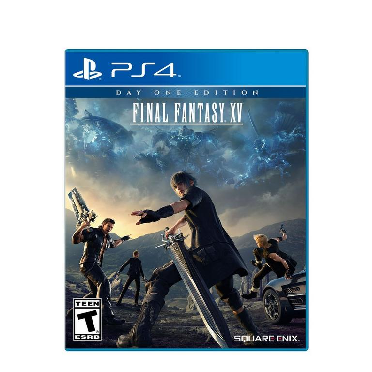 Final Fantasy XV Day One Edition Bundle [PS4 Game]
