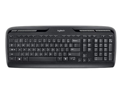 Logitech MK335 Wireless 2.4 GHz Keyboard