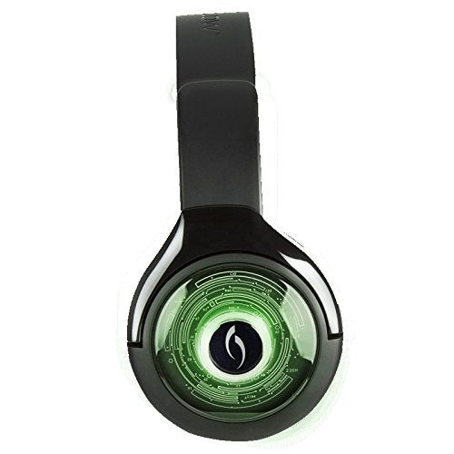 Afterglow - AG9 Wireless Stereo Sound Over-the-Ear Gaming Headset for Xbox One - Black
