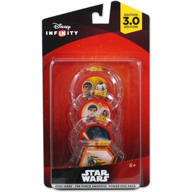 Disney Infinity 3.0 Star Wars The Force Awakens Power Disc Pack