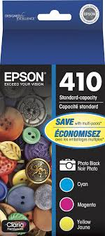 EPSON T410520 Epson Claria T410 Ink Cartridge - 4 pack