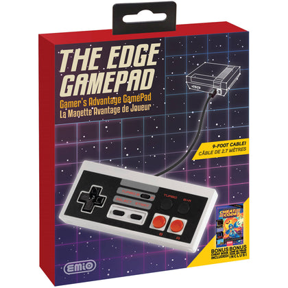 Emio The Edge Gamepad V2 for NES Classic Wii Wiiu Controller