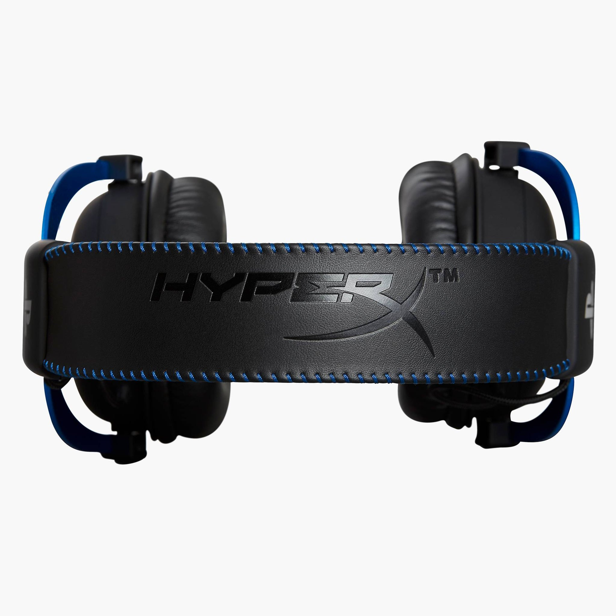 HyperX - Cloud PlayStation Official Licensed for PS4 Wired Stereo Gaming Headset - Blue/Black