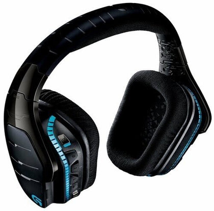Logitech G933 Black Artemis Spectrum RGB 7.1 Surround Sound Gaming Headset