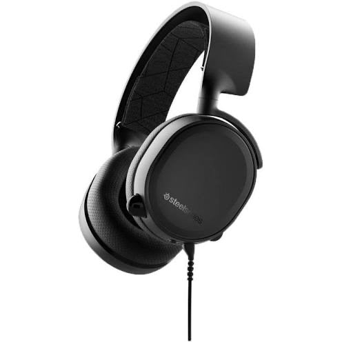 SteelSeries Arctis 3 Over-Ear Headset - Bi-Directional