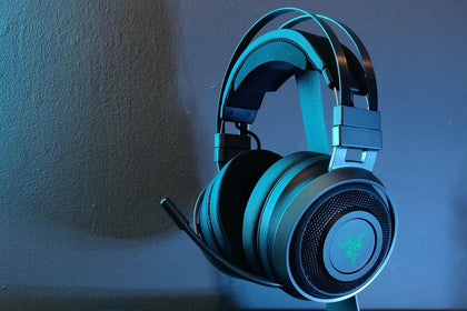 Razer - Nari Ultimate Wireless Audio Gaming Headset