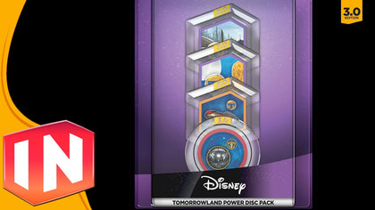 Disney Infinity 3.0 Edition Tomorrowland Power Disc Pack