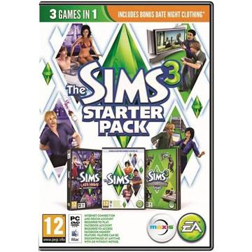 The Sims 3 Starter Pack [PC Game]