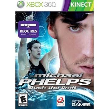 MICHAEL PHELPS PUSH THE LIMIT [Xbox 360 Game]
