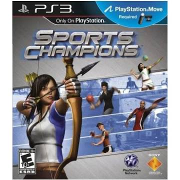 Sports Champions [PS3 Game]