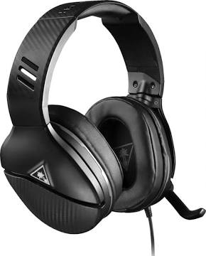 Turtle Beach RECON 200 Over-Ear Headset - Omni-Directional - Black