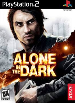 Alone In The Dark [PS2 Game]
