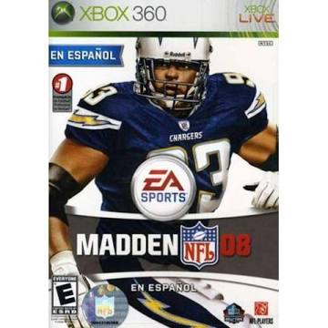 Madden NFL 08 [Xbox 360 Game] - Spanish